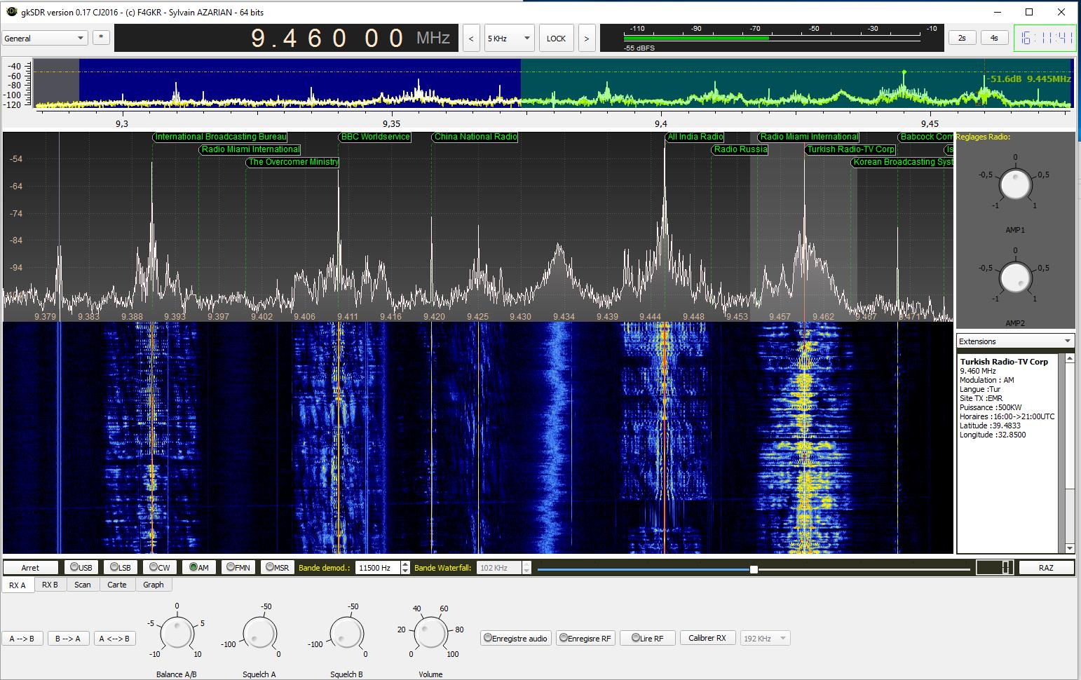 F4GKR   My radioamateur website